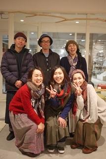 本日(12/2(土))スタート!玉木新雌のショール展6 at  hakutoya_f0226293_08480167.jpg