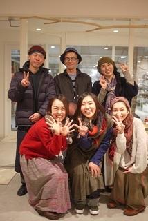 本日(12/2(土))スタート!玉木新雌のショール展6 at  hakutoya_f0226293_08480561.jpg