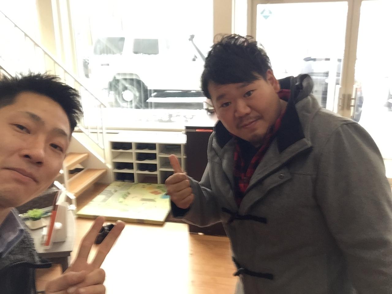 12月3日トミーモータース☆本店ブログ♪トミーレンタカーT様ご利用頂きました!_b0127002_17510483.jpg