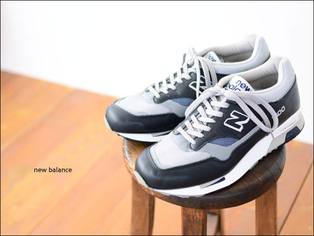New Balance[ニューバランス正規代理店] M1500UC [CHARCOAL] MADE IN U.K. [ENGLAND ]MEN\'S _f0051306_20420399.jpg