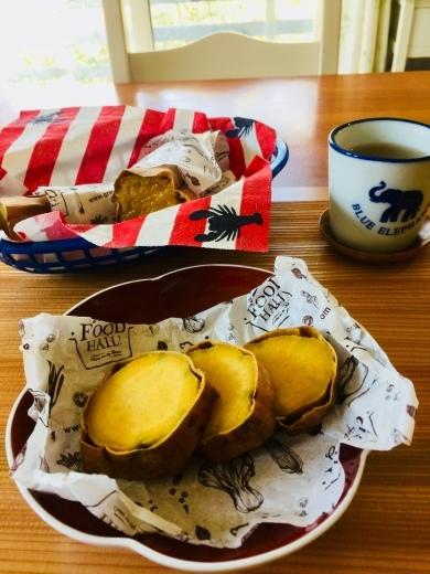 グラホの安納芋焼き芋はもはや世界遺産です!_f0215324_14061655.jpeg