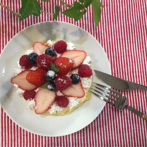 berry berryパンケーキ_c0223630_13125772.jpg