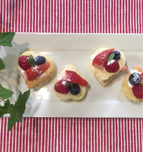 berry berryパンケーキ_c0223630_13125809.jpg