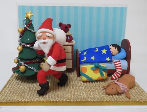 クリスマスシーン_f0395434_21164839.jpg