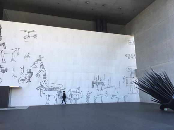 MIMOCA猪熊弦一郎現代美術館(丸亀市香川県)_d0339676_19292216.jpg