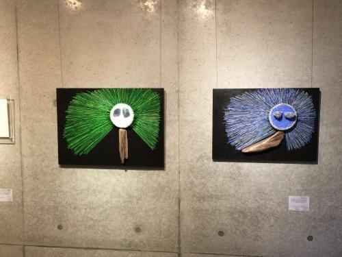 [後日談その2-Sequel#2]「カイカイユカイな生き物図鑑」Kai Kai Yukai Exhibition_d0235101_18162076.jpg
