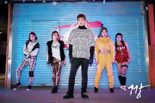 RAIN、タイトル曲「GANG」MV公開…あふれるカリスマ性と感覚的な映像美_c0047605_20532138.jpg