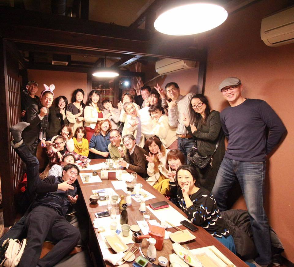 新潟蕎麦部の忘年会 in五常_a0126418_17403135.jpg