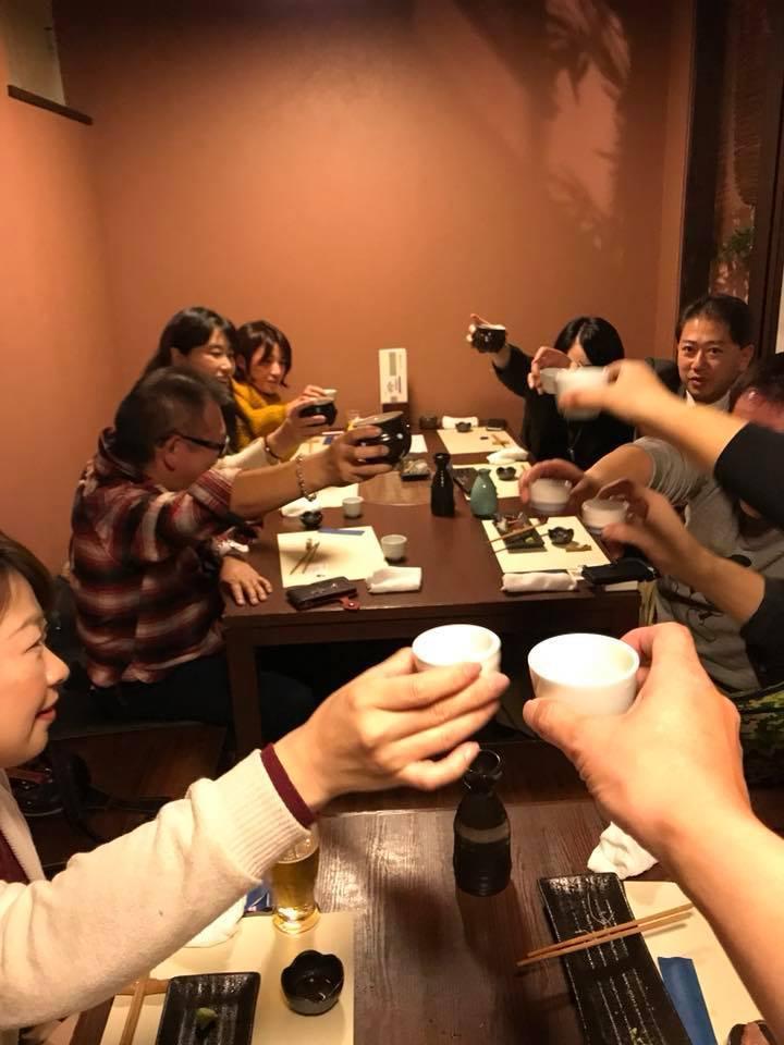 新潟蕎麦部の忘年会 in五常_a0126418_17405272.jpg