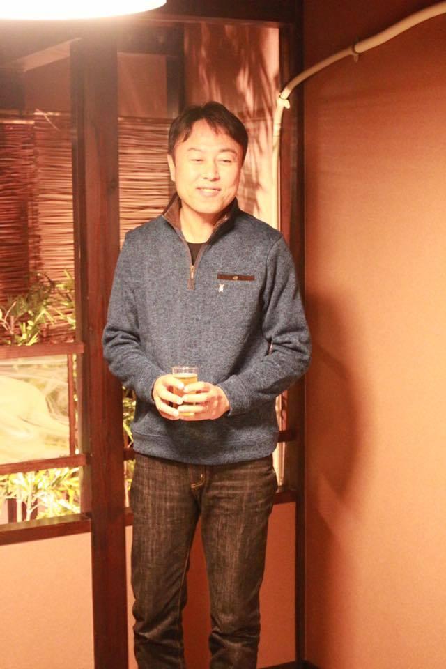 新潟蕎麦部の忘年会 in五常_a0126418_17410359.jpg