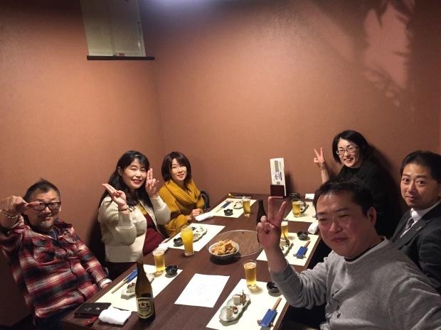 新潟蕎麦部の忘年会 in五常_a0126418_17564651.jpg