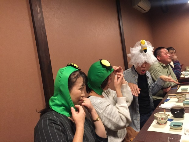 新潟蕎麦部の忘年会 in五常_a0126418_17570971.jpg