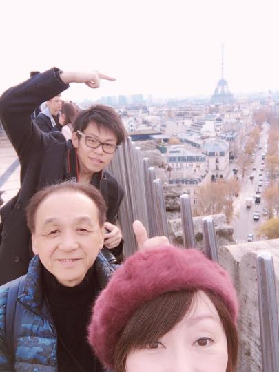 Sailor  Moon Symphony in Paris ①_e0163255_08423538.jpg