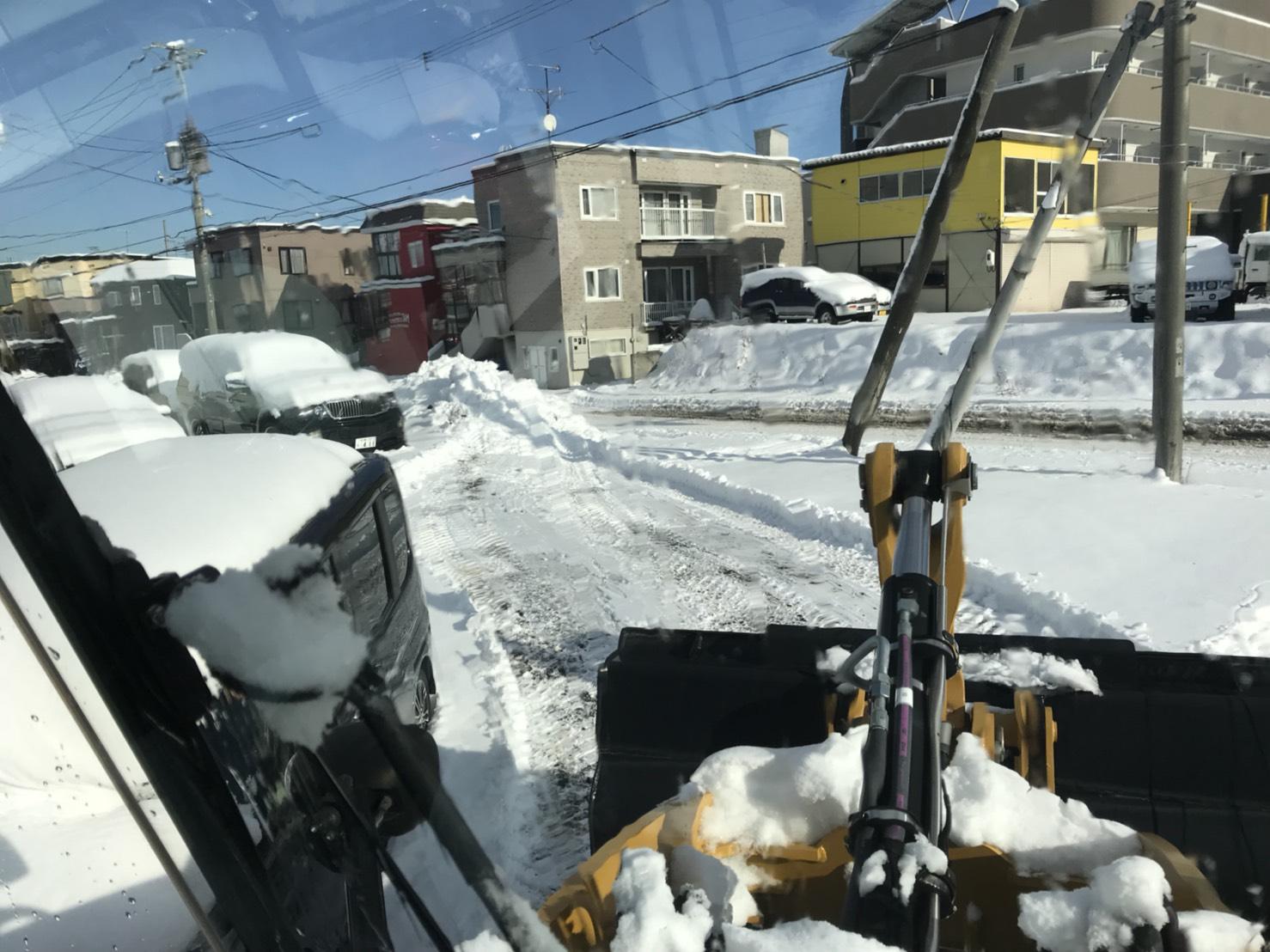 12月5日 火曜日のひとログ(´▽`) 除雪シーズン到来!!除雪車リース承り〼!自社ローン☆_b0127002_16533419.jpg