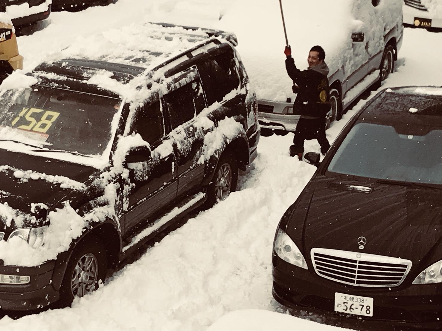 12月5日 火曜日のひとログ(´▽`) 除雪シーズン到来!!除雪車リース承り〼!自社ローン☆_b0127002_17114485.jpg