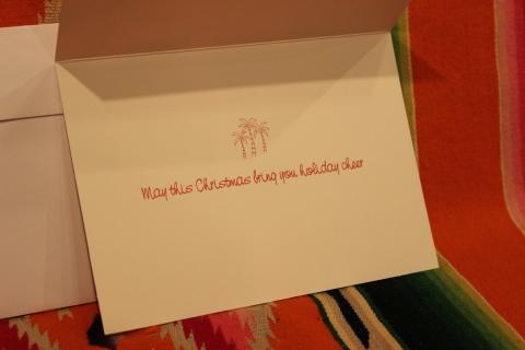 常夏ハワイより届いた「クリスマスカード」_f0191324_08013388.jpg