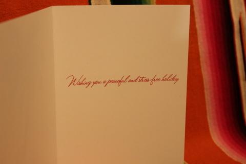 常夏ハワイより届いた「クリスマスカード」_f0191324_08023917.jpg