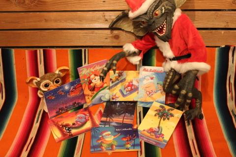 常夏ハワイより届いた「クリスマスカード」_f0191324_08032000.jpg