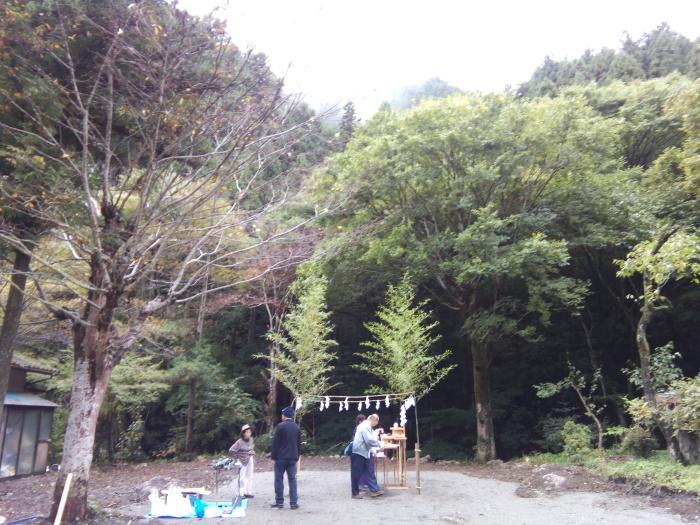 山ごはん「ヒノハラテラス」地鎮祭_f0230666_11151869.jpg