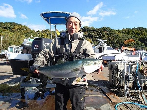トシコ3さんの釣果🎵_a0077071_14485387.jpg