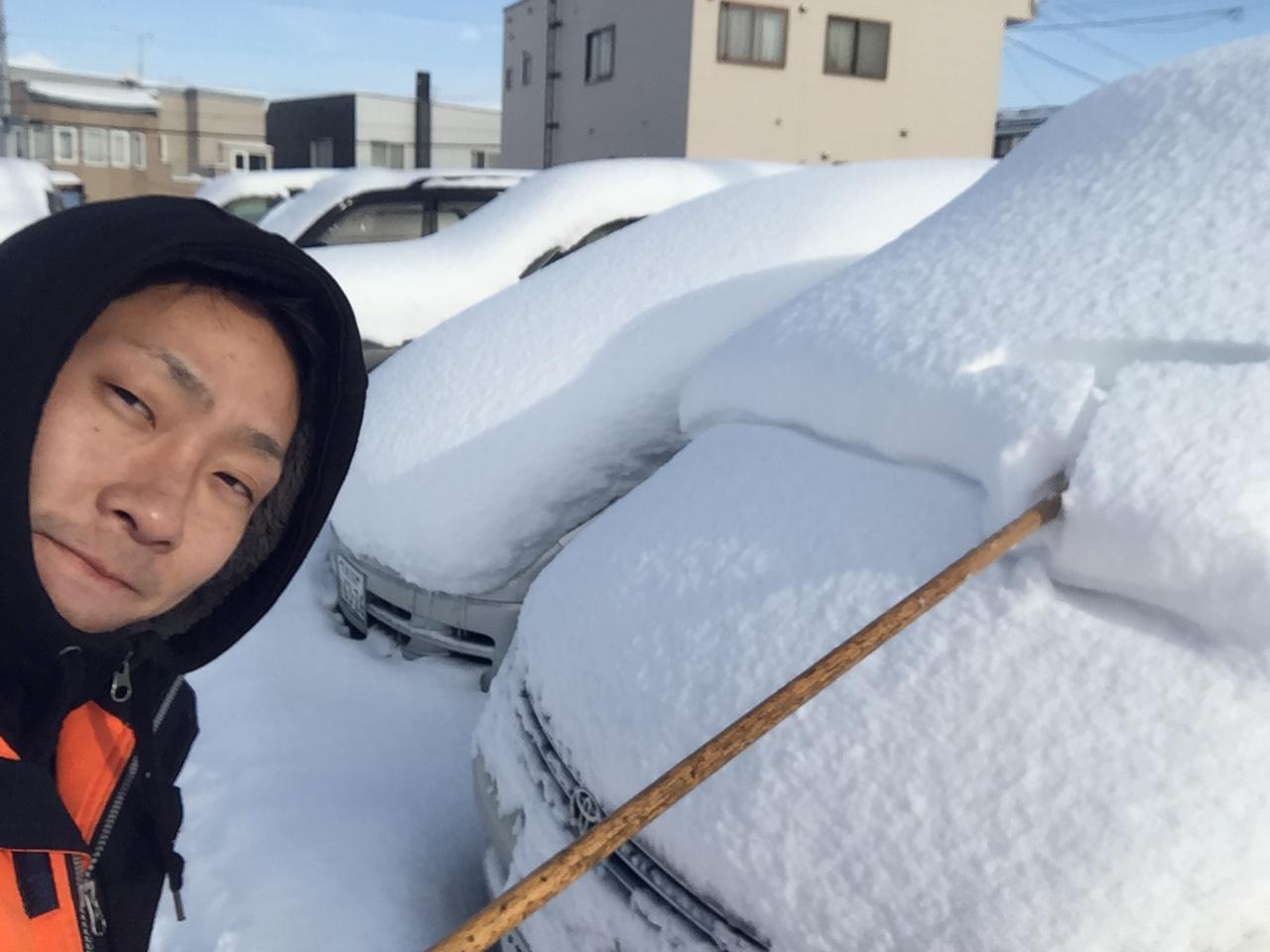 12月6日 水曜日のひとログ(。・Д・)ゞ 除雪車リース承り〼★ご相談もお気軽に!TOMMY_b0127002_17395672.jpg