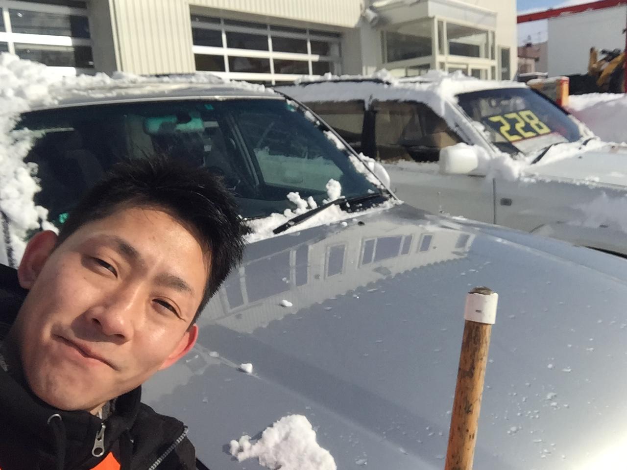 12月6日 水曜日のひとログ(。・Д・)ゞ 除雪車リース承り〼★ご相談もお気軽に!TOMMY_b0127002_1741083.jpg