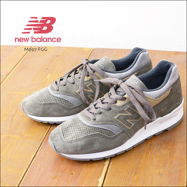 New Balance[ニューバランス] MADE IN USA M997 FGG [GREEN] MEN\'S_f0051306_17084697.jpg