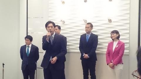 11月18日(金) 連合西北第7回新旧役員交流会_e0093518_13594801.jpg