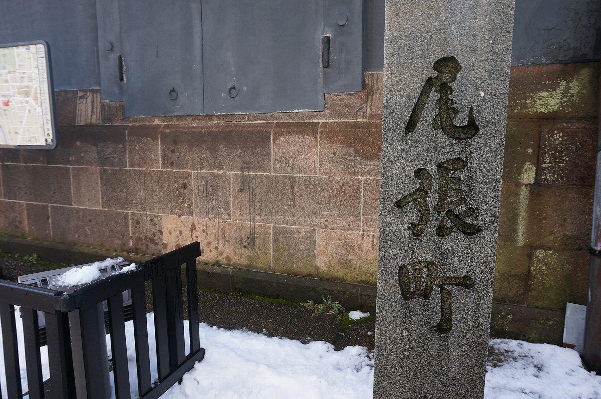 金沢市尾張町の建物群_c0112559_08545014.jpg