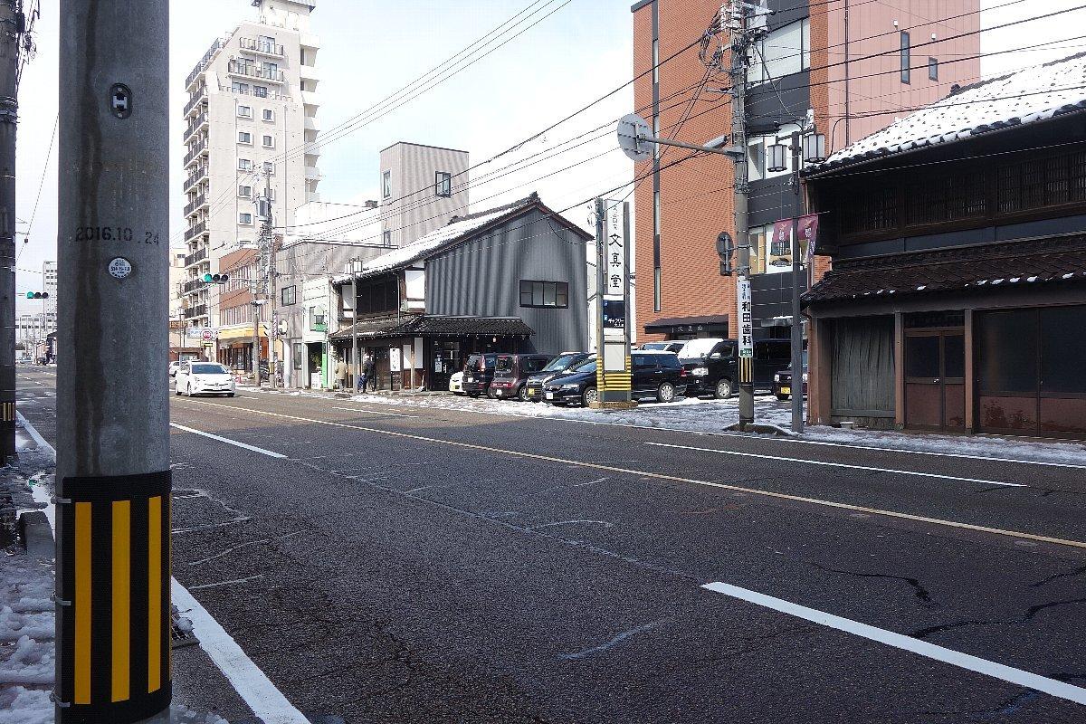金沢市尾張町の建物群_c0112559_08551496.jpg