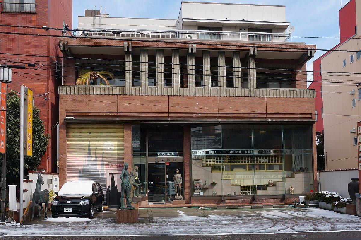 金沢市尾張町の建物群_c0112559_09080135.jpg