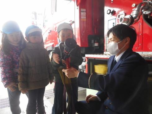 【千葉新田町園】消防署見学_a0267292_14065127.jpg