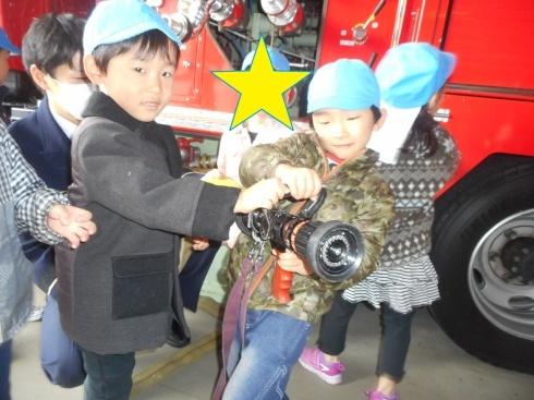 【千葉新田町園】消防署見学_a0267292_14085331.jpg