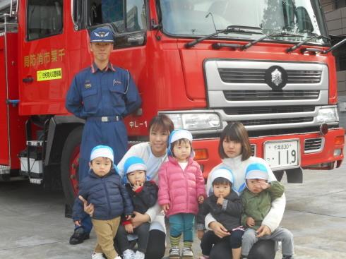 【千葉新田町園】消防署見学_a0267292_14093913.jpg