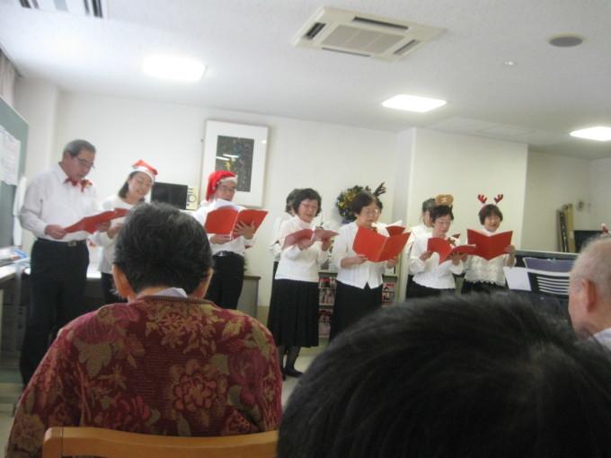 クリスマスのコーラス会_b0159098_10293762.jpg