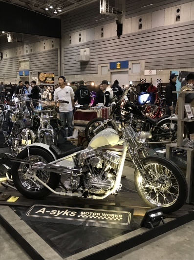 YOKOHAMA HOT ROD CUSTOM SHOW 2017 その2._d0149307_10112806.jpg