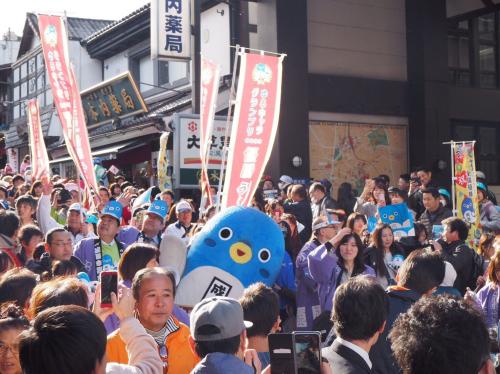 うなりくん!!優勝パレード!!_a0218119_17194624.jpg