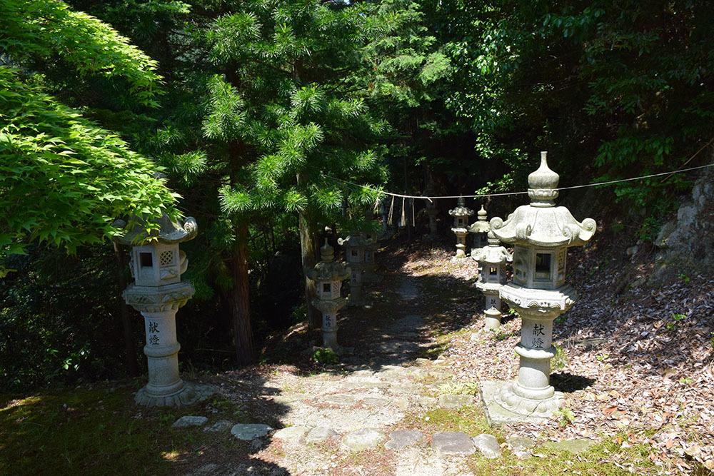 太平記を歩く。 その178 「石龕寺」 兵庫県丹波市_e0158128_10453799.jpg