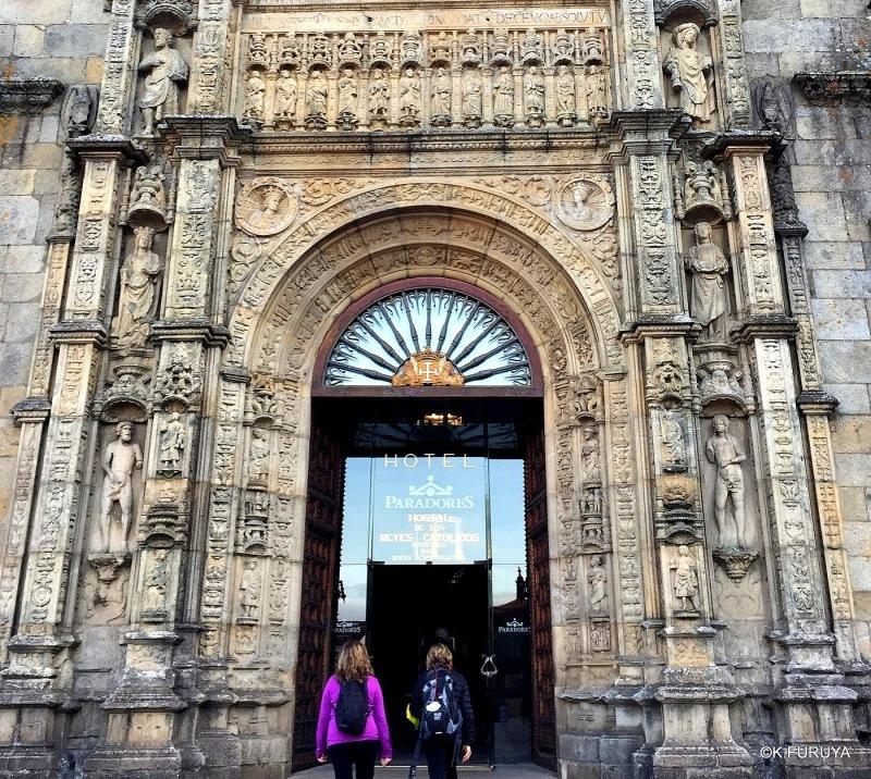 """巡礼最後の地 """"サンティアゴ・デ・コンポステーラ""""へ_a0092659_22564414.jpg"""