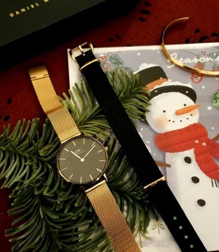 DW/ダニエル ウェリントン*クリスマスキャンペーン♪_f0236260_03053365.jpg