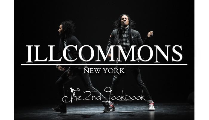 ~ILLCOMMONS THE SECOND LOOKBOOK~_a0141274_13134256.jpg