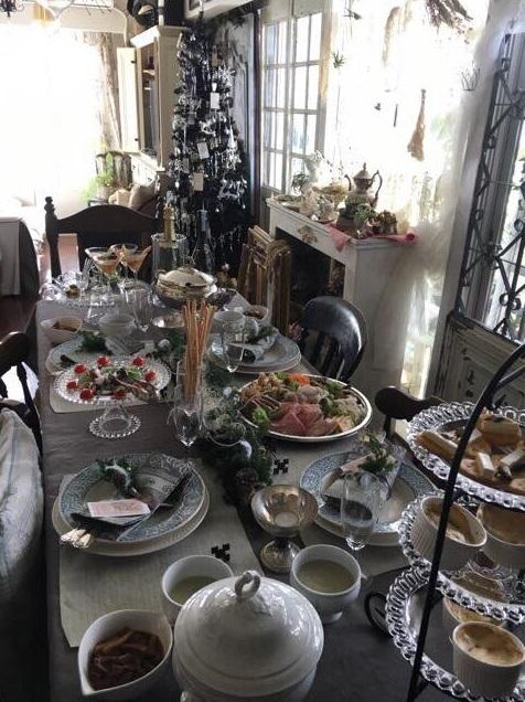オトナ女子のクリスマスパーティ♪ スイーツ編_e0237680_13452568.jpg