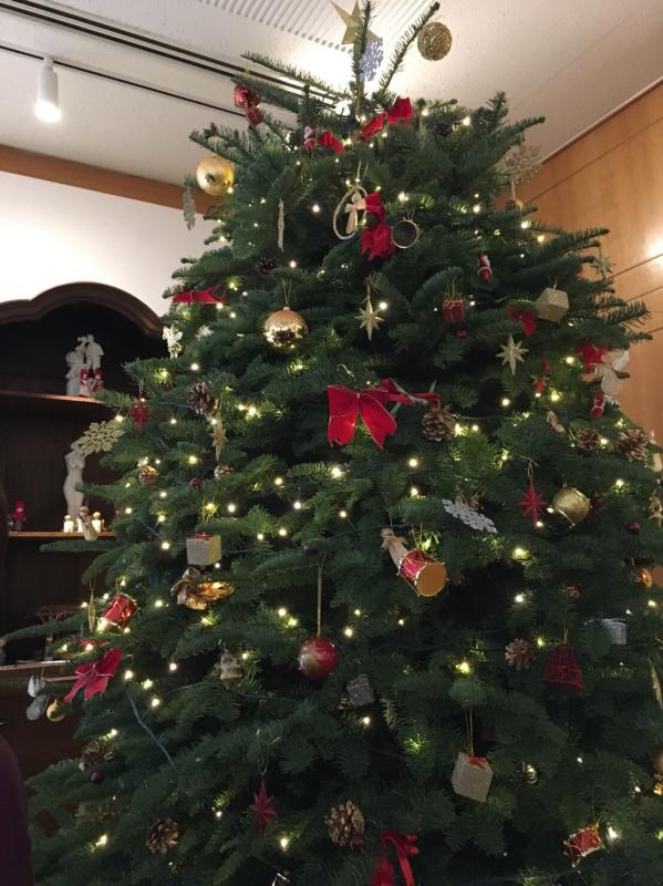 ル プレジール デンマーク王国大使館公邸でのクリスマスティーパーティー_c0195496_12122362.jpg