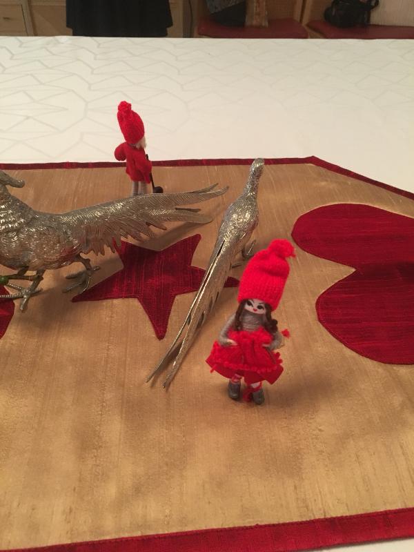 ル プレジール デンマーク王国大使館公邸でのクリスマスティーパーティー_c0195496_12255304.jpg