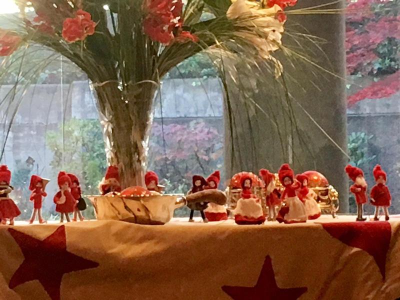 ル プレジール デンマーク王国大使館公邸でのクリスマスティーパーティー_c0195496_12542130.jpg
