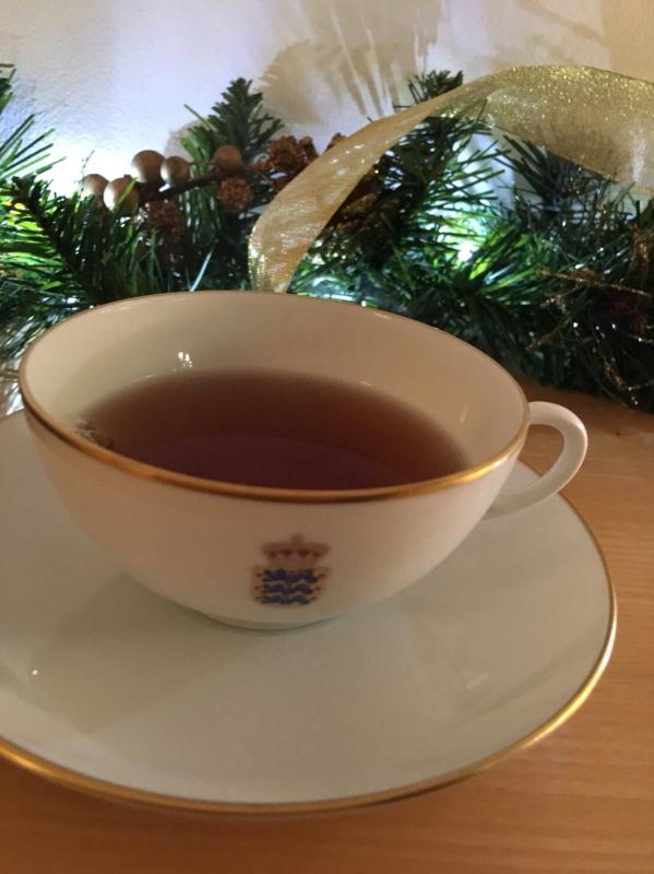 ル プレジール デンマーク王国大使館公邸でのクリスマスティーパーティー_c0195496_12565747.jpg