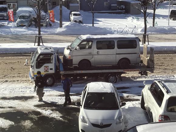 12月8日 金曜日のひとログ( 'ω' )ノ 本日大雪★TOMMY除雪機大活躍!!!除雪車リースも承り〼★_b0127002_17262664.jpg