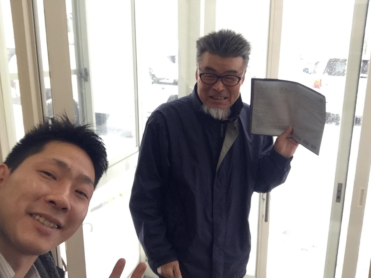 12月8日 金曜日のひとログ( 'ω' )ノ 本日大雪★TOMMY除雪機大活躍!!!除雪車リースも承り〼★_b0127002_17495934.jpg