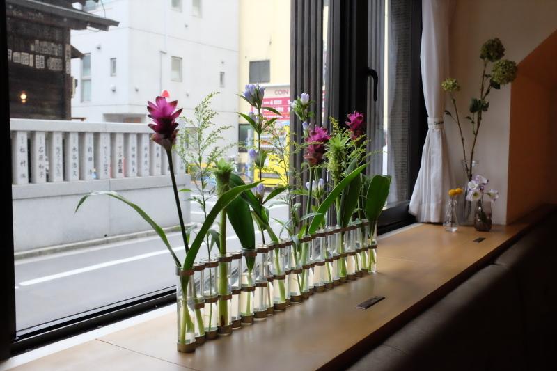 """上野: フランス料理 \""""RESTAURANT à la Quiétude レストラン ア ラ キエチュード\""""_b0246303_09143928.jpg"""