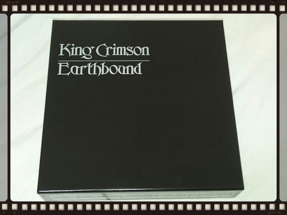 KING CRIMSON / EARTHBOUND  40周年HQCD + DVDエディション_b0042308_12052135.jpg